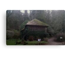 The Gamekeeper's Cottage Canvas Print