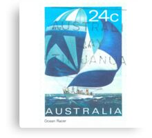 Sail Australia Canvas Print