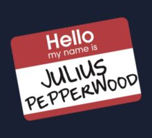 Hello My Name Is... Julius Pepperwood | New Girl by ImEmmaR