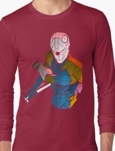 Number One Fan Long Sleeve T-Shirt