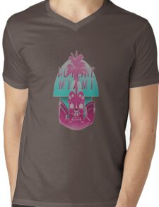 Hotline Miami Mens V-Neck T-Shirt