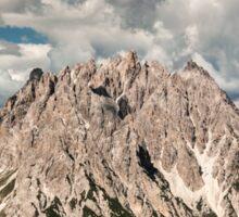 Rocca dei Baranci Sticker