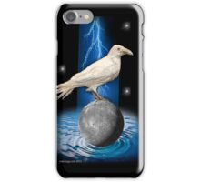 crow 3 iPhone Case/Skin