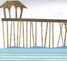 Pier by Lyndsey Hale