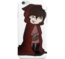 Evil Red Riding Hood iPhone Case/Skin