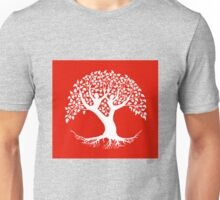 Lovers Tree of Life Unisex T-Shirt