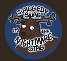Nightmare Stag by geothebio