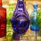 Beautiful Bottles by WildestArt