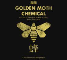Golden Moth Chemical T-Shirt