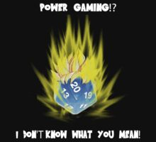 Super Sayian Dice T-Shirt