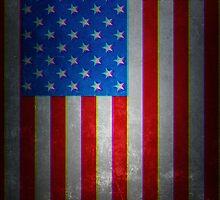 American Flag by nickart