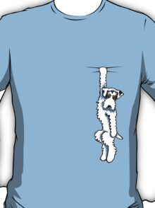 Clingy Sealyham Terrier T-Shirt