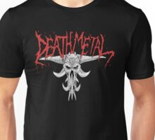 Death Metal Demonic-Skull Unisex T-Shirt