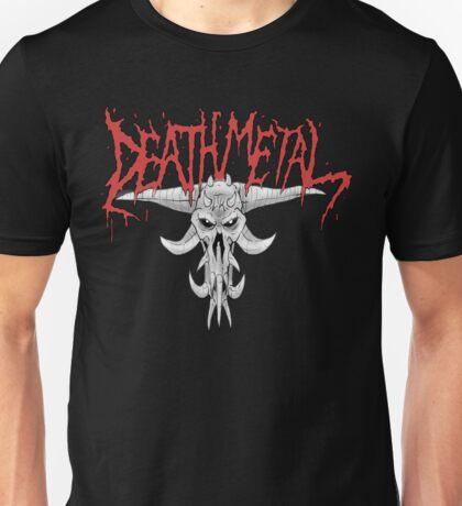 Death Metal Demonic-Skull Unisex T-Shirt