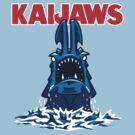Kaijaws (Pacific Rim Kaiju + Jaws) by Tabner