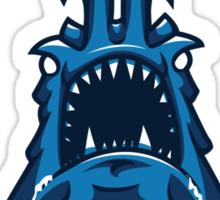 Kaijaws (Pacific Rim Kaiju + Jaws) Sticker