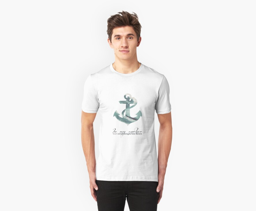 Anchors Aweigh by Brittany Houston