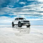 Ford F-150 SVT Raptor | Puddles by Gil Folk