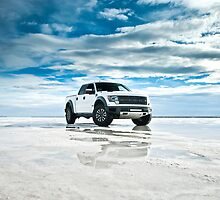 Ford F-150 SVT Raptor | Puddles by Gil Folk