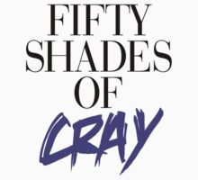 50 Shades of Cray Psycho Purple by RexLambo