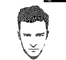 Justin Timberlake White by seanings