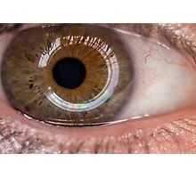 Day 6 - Eye Photographic Print