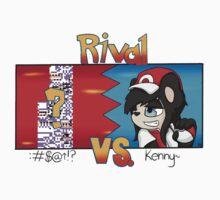 Ken Ashcorp Rival by ThatPandaBear