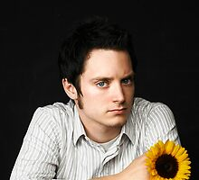 Elijah Wood by PaytonGilley