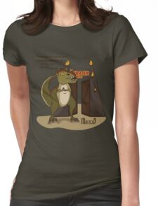 Master? Womens Fitted T-Shirt
