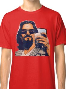 The Dude and the White Russian Classic T-Shirt