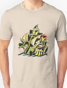SnakeShip Unisex T-Shirt