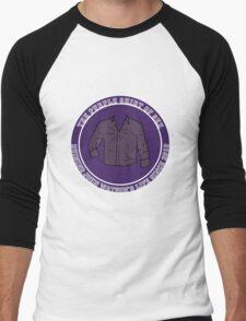 The Purple Shirt Men's Baseball ¾ T-Shirt