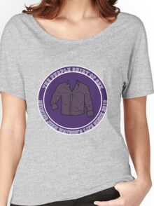 The Purple Shirt Women's Relaxed Fit T-Shirt