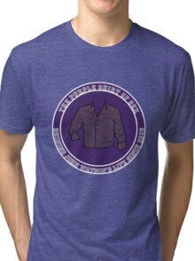 The Purple Shirt Tri-blend T-Shirt