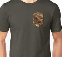 Custom Dredd Badge - (Fortunato) Unisex T-Shirt