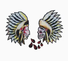 Native Face-Off by BonyHomi