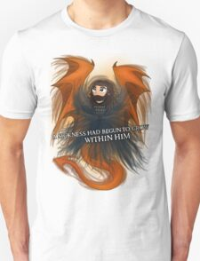Dragon Sickness | Thorin Oakenshield [White Title] T-Shirt