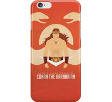 Conan - Son of Crom iPhone Case/Skin