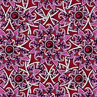 """pattern craziness 2"" by ShaneThompson"
