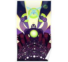 Robot Frenzy Part II Poster