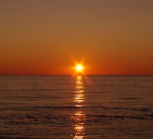 Sunset1 by Maurice Campeau