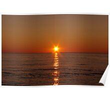 Sunset1 Poster