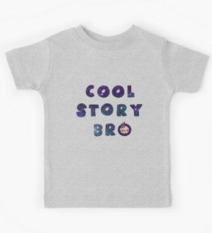 Neverending Story Bro! Kids Tee
