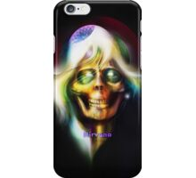 NIRVANA-Crown Chakra iPhone Case/Skin