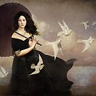 a walk on the beach by ChristianSchloe