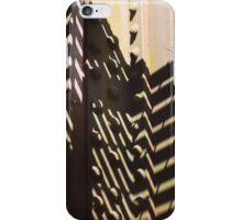 Light and Shadows Beneath a Trestle iPhone Case/Skin