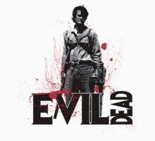 Evil Dead -- Ash by Heather Saldana