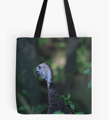 Turkey Head Tote Bag