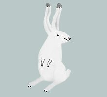 Happy Arctic Hare by Sophie Corrigan
