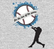 For the Love of the Game - Baseball - Clothing & Cases Kids Clothes